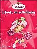 Libreta de actividades - Tarta de Fresa