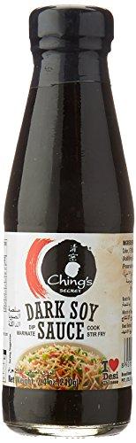 Ching's Secret | Dark Soy Sauce 200 gm (Pack of 2)