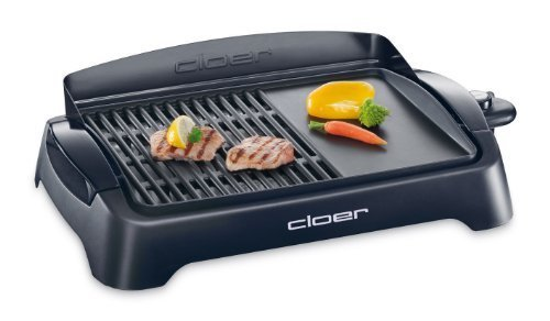 Cloer 656 barbecue - barbecues & grills (Black) by Cloer