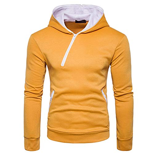 Herren Casual Langarm Hoodies 2 / 1Angled Zipper Velvet Sweatshirt Herbst und Winter New Men Jacquard Sweater Herren Sport- und Fitness Cardigan Hooded Jacke mit Reißverschlusstasche Herren Hoodie