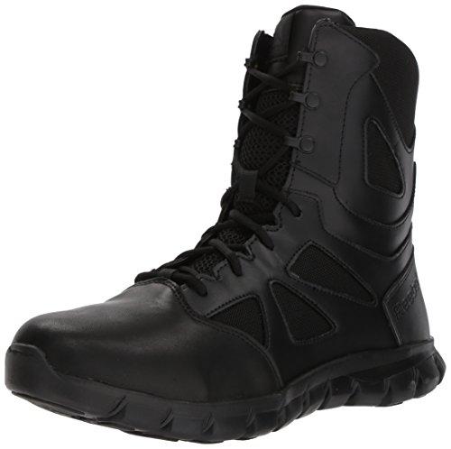 Reebok Herren Sublite Cushion Tactical Rb8805 Military & Tactical Boot, Schwarz (schwarz), 39 EU