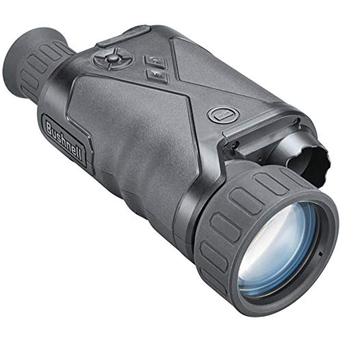 Bushnell Unisex-Adult Equinox Night Vision monocular, Black, 6x50