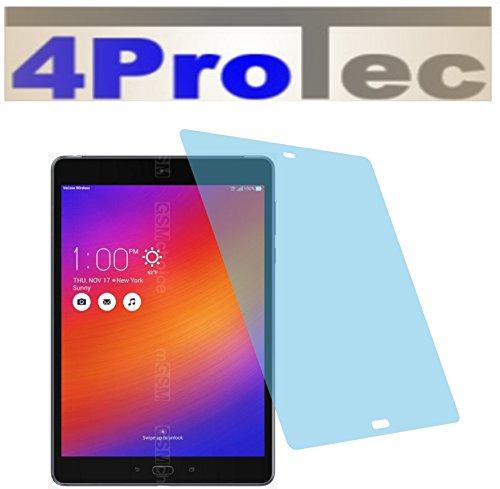 4ProTec I 2 Stück GEHÄRTETE ANTIREFLEX Bildschirmschutzfolie für Asus ZenPad Z10 ZT500KL Displayschutzfolie