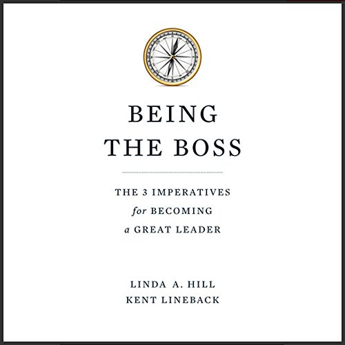 Couverture de Being the Boss