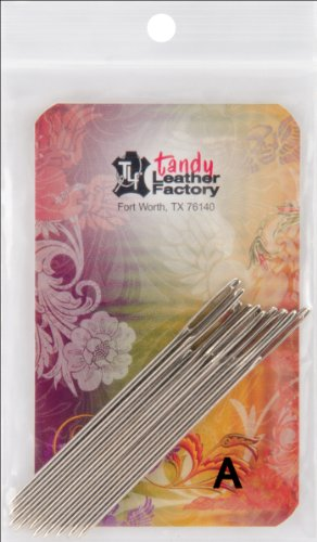 Tandy Leather Stitching Needle 10/pk 1195-00