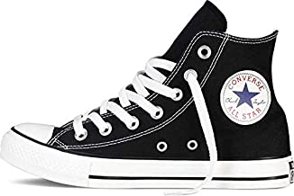 Converse Womens Chuck Taylor All Star HI Sneakers Black Womens 6.5