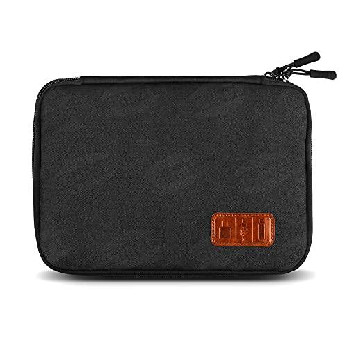 Gibot Cavi organizza Bag Elettronica Viaggio Borsa Organizzatore Medio Nero
