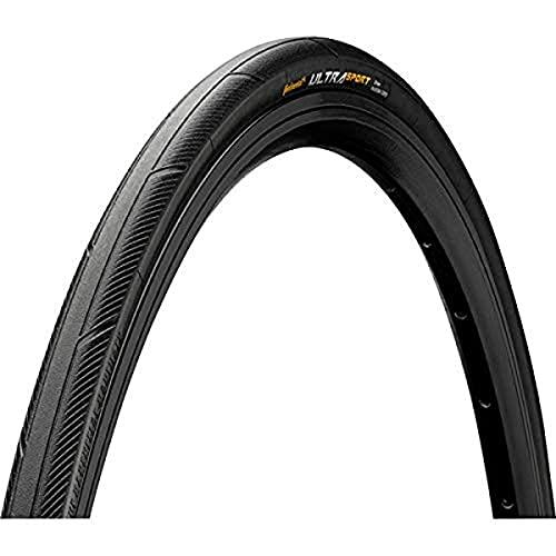 Continental Ultra Sport III 700x23 Black Folding PureGrip