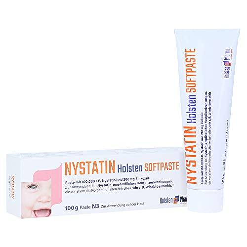 NYSTATIN Holsten Softpaste 100 g