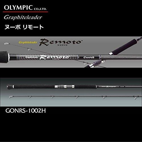 Graphiteleader(グラファイトリーダー) ヌーボリモート GONRS-1002H GONRS-1002H