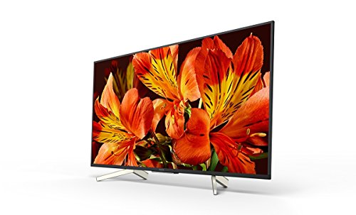 Sony FW-49BZ35F Signage-Display 124,5 cm (49 Zoll) LCD 4K Ultra HD Digital signage flat panel Schwar