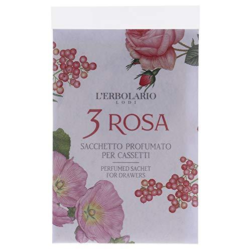 L'ERBOLARIO sachet parfumé x tiroirs Parfum 3 ROSA sachet x Tiroirs