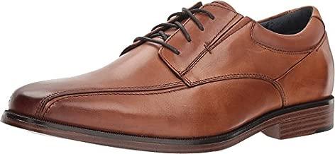 Dockers Mens Endow 2.0 Leather Dress Oxford Shoe, Butterscotch, 9 M