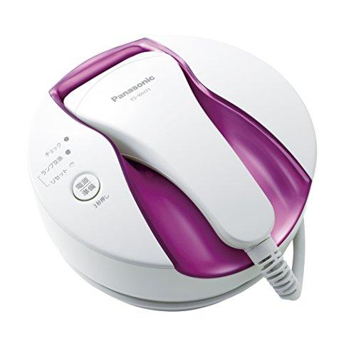 パナソニック 光美容器 光エステ ボディ用 ピンク調 ES-WH71-P 1セット