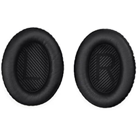 Bose QuietComfort 35 headphones ear cushion kit イヤーパッド ブラック