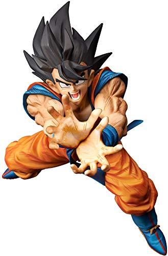 Banpresto - Dragon Ball Z Son Goku Kamehameha Figure, Multicolore