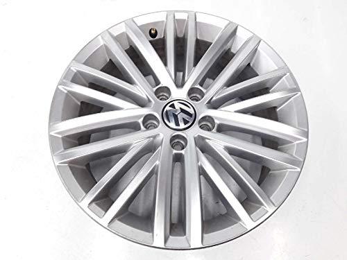 Llanta Volkswagen Tiguan (5n2) MOD: FORTALEZA 5/1125N0601025AL 7JX17 H2 ET43 (usado) (id:logop1285354)