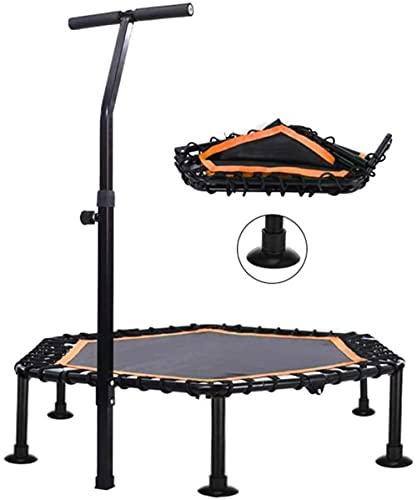 Equipo de reducción de la Cuerda elástica de la Alfombra de trampolín Interior para 48 niños para Uso doméstico Cama Bungee Saltando trampolín Plegable-Style2