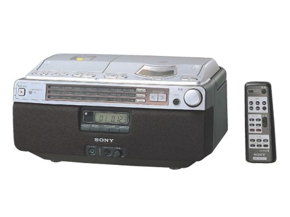 迷信くびれた医師SONY CFD-A100TV SC CFD (シルバー)