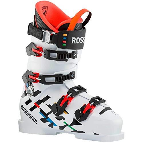 Rossignol Hero World Cup 140 buty narciarskie, dla dorosłych, unisex, białe, 30,5