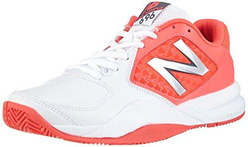 New Balance WC696 B V2, Zapatillas de Tenis Mujer, Rosa-Pink...