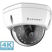 Amcrest UltraHD 4K (8MP) POE IP Cameras