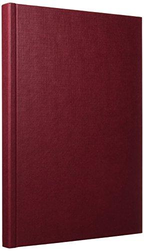 Leitz 73930028 Buchbindemappe impressBIND, Hard Cover, A4, 14 mm, 10 Stück, bordeaux