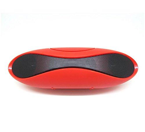 SRYL Mini Bluetooth Multimedia Speaker System with FM/Pen Drive/Micro-SD Card Slot Apple...