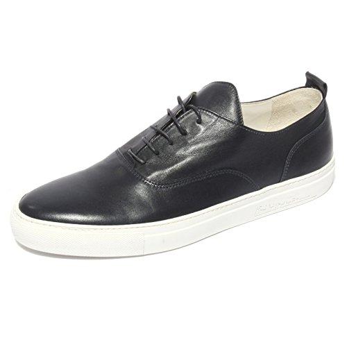 Philippe Model B0587 Sneaker Uomo Scarpa Blu Shoes Men [45]