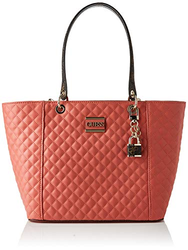 Guess KAMRYN TOTE, BAGS CROSSBODY Woman, Coral, One Size