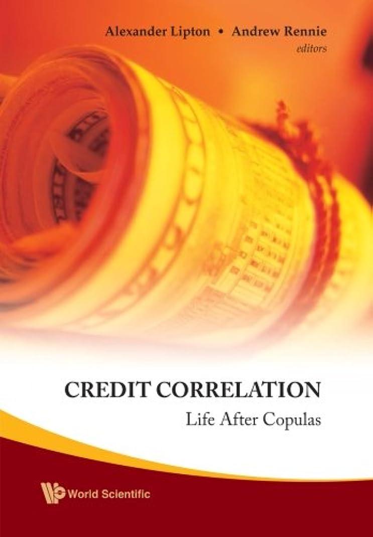 本物生態学モニカCredit Correlation: Life After Copulas