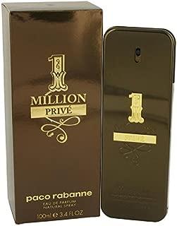 PACO RABANNE 1 Million Prive Cologne,3.4 oz Eau De Parfum Spray