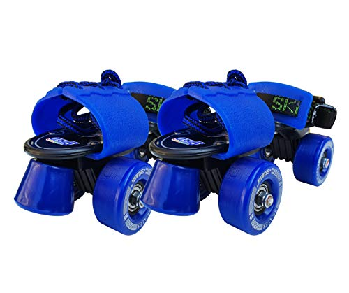 Jaspo Tenacity Adjustable Senior Roller Skates (Age Group 6 to 14 Years)
