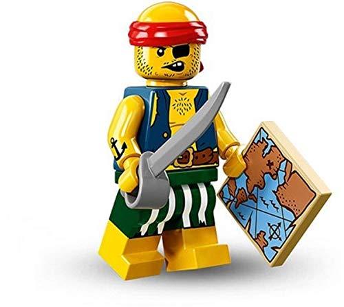 LEGO Series 16 Collectible Minifigures - Scallywag Pirate (71013)