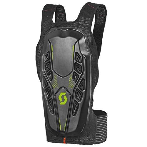 Scott Softcon Back Protector MX Motocross DH Rückenprotektor schwarz: Größe: L