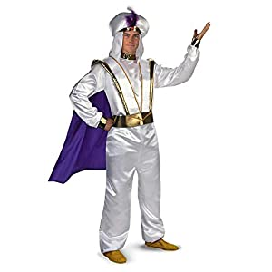 Mens Disney: Aladdin disguise Prestige Costume