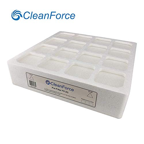 CleanForce PreMax Pre filtro F8, para purificador de aire IQAir ...