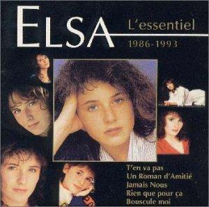 Best of Elsa 1986-1993 (Japan) [Import allemand]