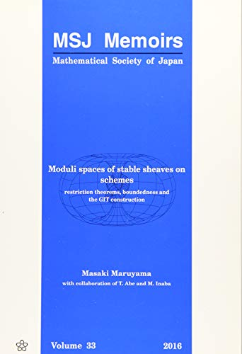 Moduli Spaces of Stable Sheaves on Schemes: Restriction Theorems, Boundedness and the Git Construction: 33