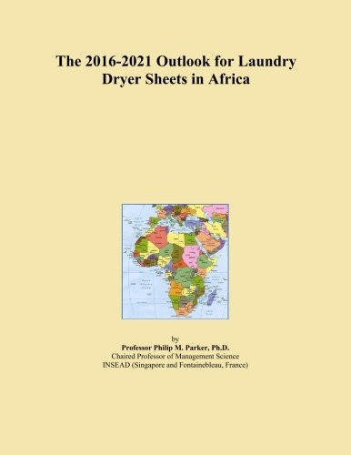 The 2016-2021 Outlook for Laundry Dryer Sheets in Africa