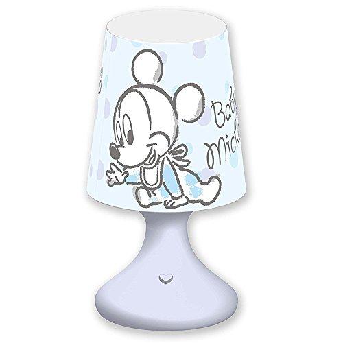 LAMPE Joy Toy Mini DE Chevet Mickey ET Donald Duck Disney Baby LED Batterie BOÎTE-Cadeau - 68026/