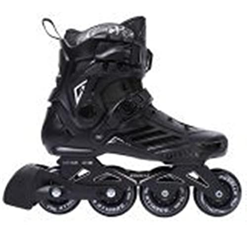 Ajustable Patines En LíNea Adulto Fitness en línea Skate Performance Enline Patines en línea Speed Skates Zapatos Hockey Sneakers Rollers Mujeres Unisexo for adultos Patines en línea Profesional