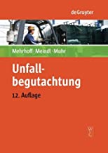 Unfallbegutachtung (German Edition)