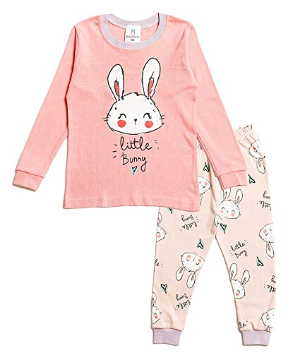 Nuribom Pijama para niños y niñas – Pijamas para niños – Algodón Jammies 12 meses a 8 años