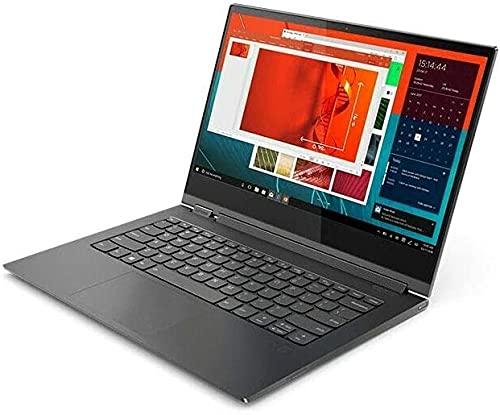 "2020 Newest Lenovo Premium Yoga C930 2 in 1 Laptop: 13.9"" 4K UHD IPS Touchscreen, Intel 4-Core i7, 16GB RAM, 1TB SSD, Thunderbolt3, FP-Reader, Dolby Audio, Active Pen, Win10, June 32GB GBA Card"