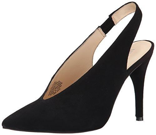 NINE WEST Damen, Schuh, nwfennel, schwarz, 39