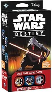 Fantasy Flight Games SWD01 Star Wars Destiny: Kylo Ren Starter Set Board Game