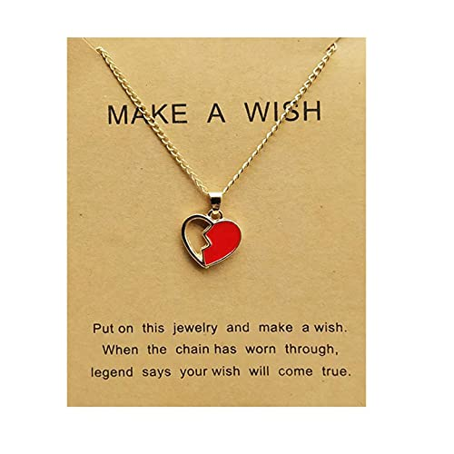 Personality Butterfly Pendant Necklace For Women Fashion Clavicle Chain Jewelry Gifts For Christmas With Paper Card