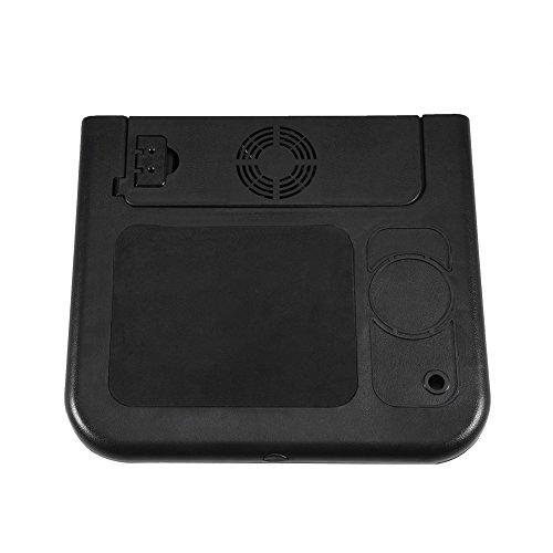 Yosoo Health Gear Soporte para ordenador portátil, base de escritorio, sistema de refrigeración El barniz en la superficie puede disipar el calor a tiempo para sofá, cama, sofá para comida y bebida