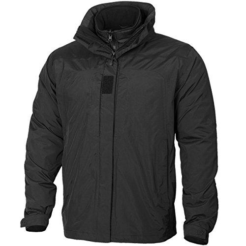 Pentagon Gen-v Miles 2.0 Jacket, Size-3xl, Colour Blouson, Noir (Black 01), XXX-Large Homme